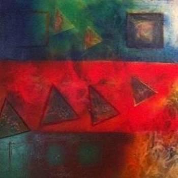 Nubian phases by Kamal Hashim Osman