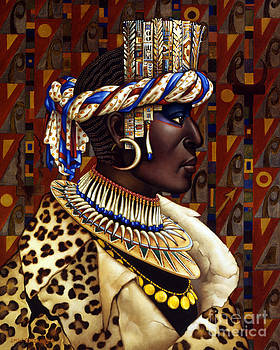Nubian Prince by Jane Whiting Chrzanoska