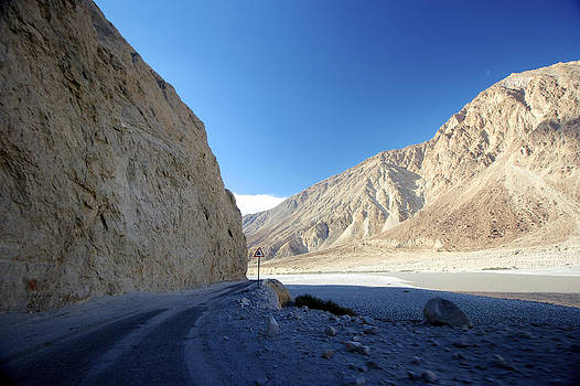 Nubra Valley by Amit Datar