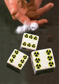 Nuclear Dice by Jonathon Prestidge
