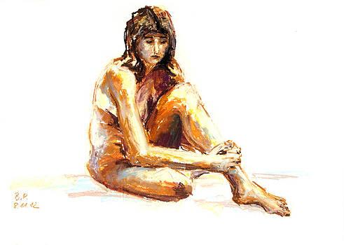 Nude 08-11-12-3 by Barbara Pommerenke