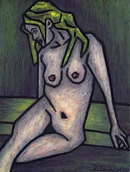 Kamil Swiatek - Nude 1 - 2010 Series