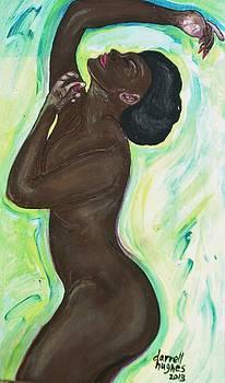 Nude Diva by Darrell Hughes