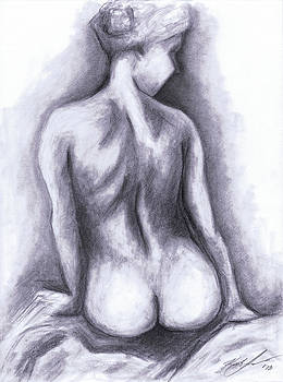Kamil Swiatek - Nude Drawing 01