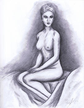 Kamil Swiatek - Nude Drawing 02