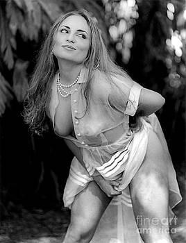 Nude In Progress by Jimm Roberts