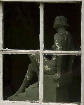Guy Shultz - Nude in Window 1