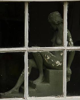 Guy Shultz - Nude in Window 2