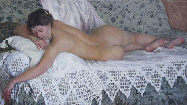 Nude by Korobkin Anatoly
