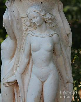 Nude Lady Statue by Cynthia Snyder