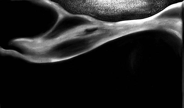 Nude-landscape by Jacob Hostetler