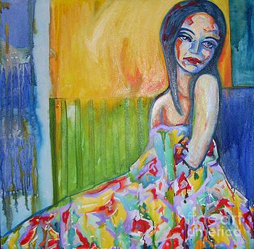 Nude Maria by Raquel Sarangello