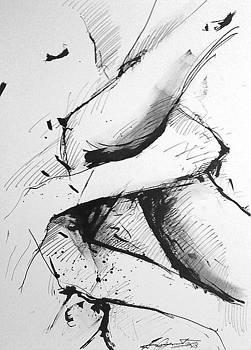 Nude by Nikola Ojdanic