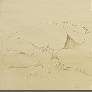 Nude Study by Don Perino