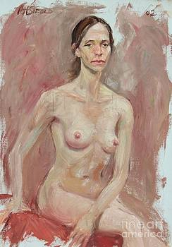 Nude Study by Robert H Sibold