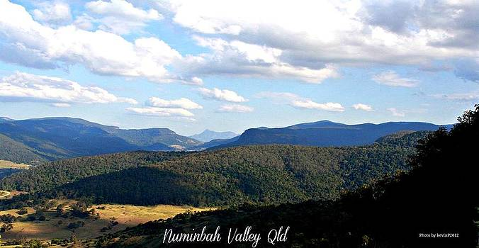 Numinbah Valley by Kevin Perandis