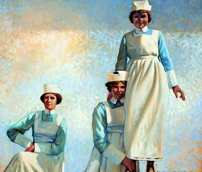 Nurse's Holiday by Kevin Lawrence Leveque