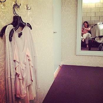 Nursing In A Dressing Room. Thanks by Chelsea Daus