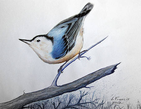 Nuthatch by Linda Francis