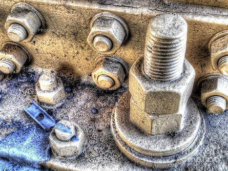 Nuts and bolts by Jim Wright
