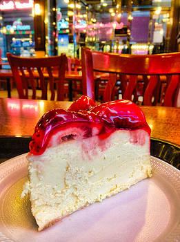 Robert Meyers-Lussier - NY Cheesecake...in NY