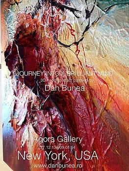 NY exhibition by Dan Bunea