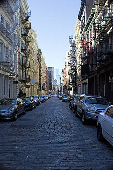 NYC City Street by Terry Thomas