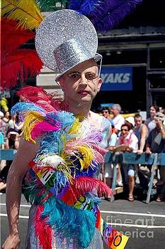 Mark Gilman - NYC Gay Pride 2006