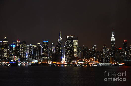 Nyc Iv by Andy Yoon