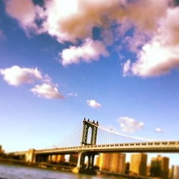 #nyc #newyork #brooklyn #bridge by J Amadei