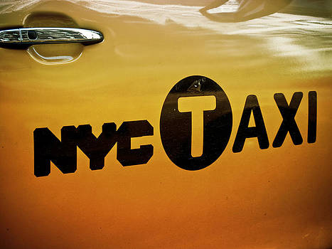 NYC taxi by Newyorkcitypics Bring your memories home