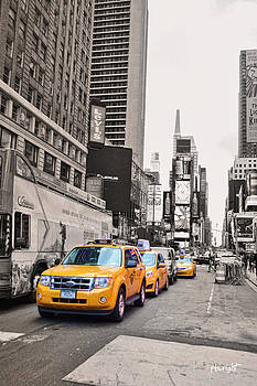 Paulette B Wright - NYC Yellow Cabs