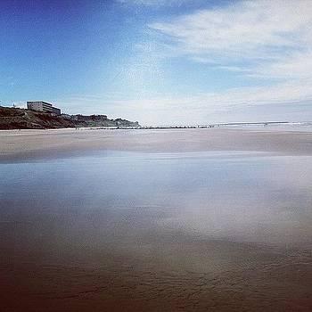 Nye Beach by Michelle White