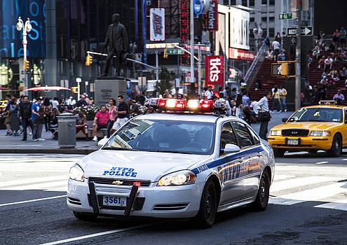 Ramunas Bruzas - New York Police