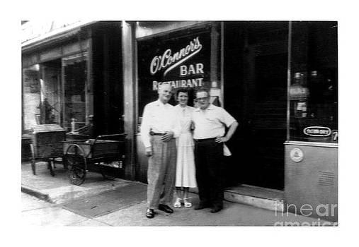O Connors Bar Restaurant New York. by Liam O Conaire