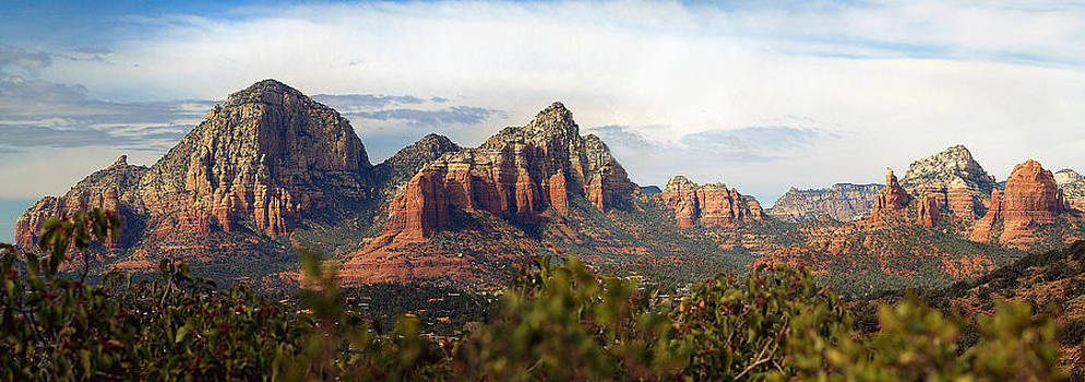 Jeff Brunton - Oak Creek Canyon Sedona Pan