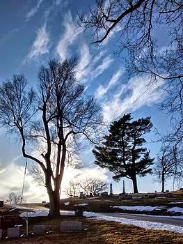 Oak Hill Cemetery by Dustin Soph