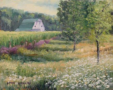 Oak Ridge Farm by Steve Haigh