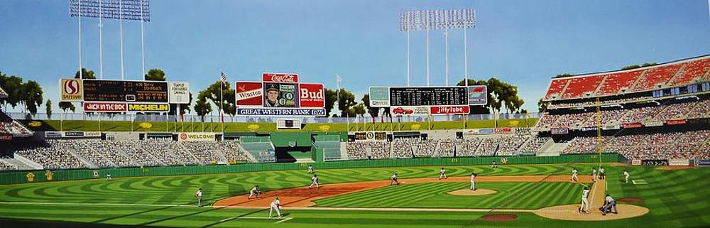 Oakland by Thomas  Kolendra