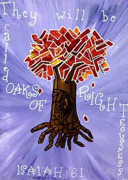 Oaks of Righteousness by Amber Joy Eifler