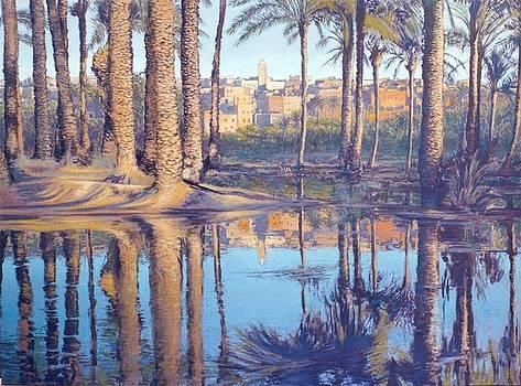 Oasis by Victor  Candela