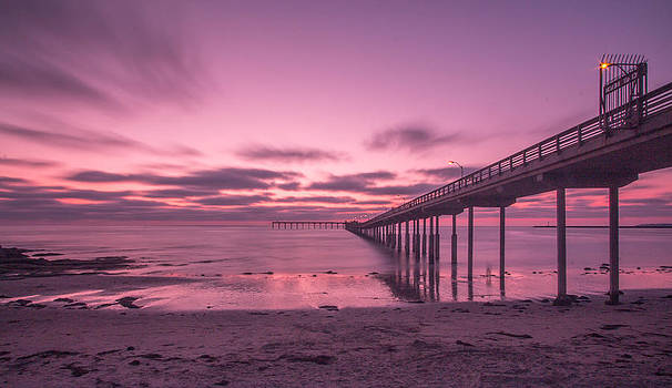 OB pier by Victor Martinez