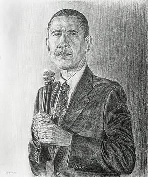 Michael Morgan - Obama 3