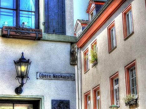 Ines Bolasini - Obere Neckarstr Street