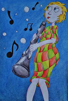Oboesque by Nicole Dixon