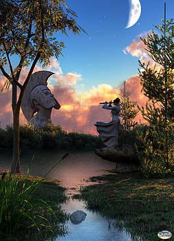 Daniel Eskridge - Observatory