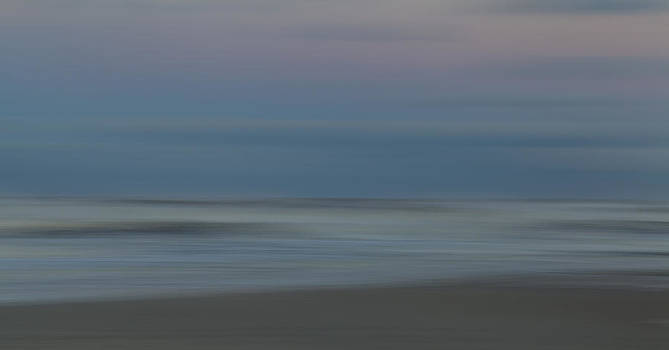 Ocean Blue by Nicole Robinson