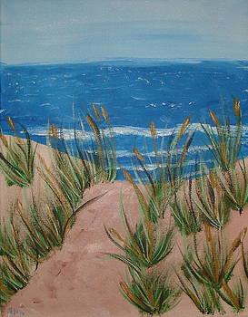 Ocean Breeze by Angie Butler