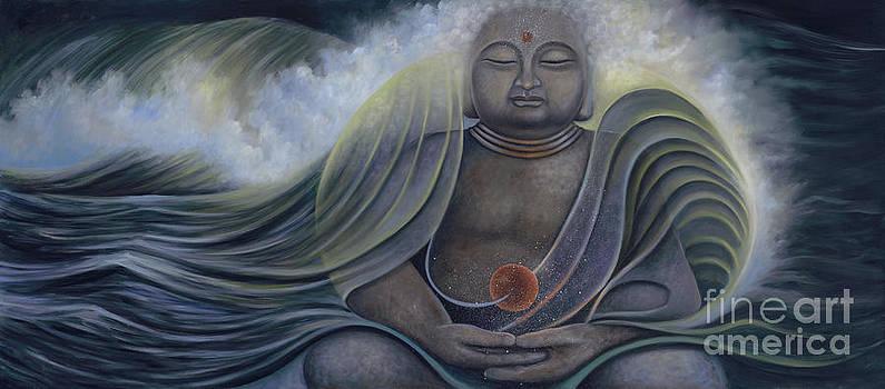 Ocean Buddha by Birgit Seeger-Brooks