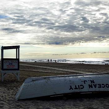 Ocean City New Jersey by Teresita Abad Doebley
